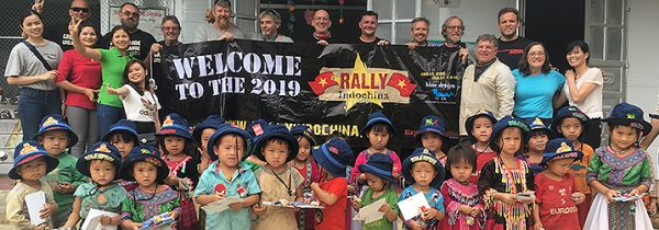 Rally Indochina